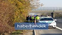 TEM otoyolu Sakarya geçişinde kadın cesedi bulundu!
