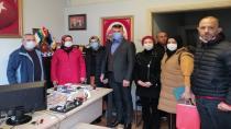 MHP Hendek'ten Gazeteciler Günü Ziyareti