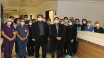 Hendek Devlet Hastanesinde Aşı Odası Oluşturuldu