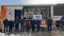MHP Hendek Depremi Yaşadı