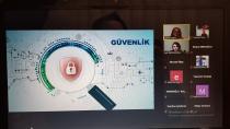 Güvenli İnternet Kullanımı Semineri
