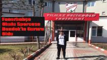 Fenerbahçe Okulu Sporcusu Hendek'in Gururu Oldu
