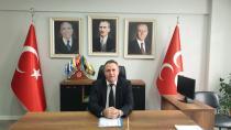 MHP İlçe Başkanı Namlı Tıp Bayramını Kutladı