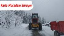 Karla Mücadele Sürüyor