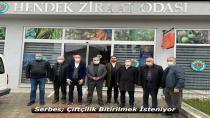 Serbes; Çiftçilik Bitirilmek İsteniyor