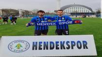 Hendekspor'da İki Yeni Transfer