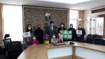 Anaokulu Öğrencileri Doğan'ı Ziyaret Etti