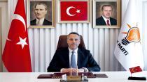 AK Parti İl Başkanı Tever'den 1 Mayıs Mesajı