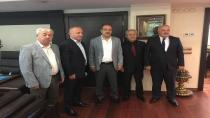 Başkan Demirel Ankara'da