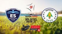 Hendekspor Grupta Son Maçına Çıkıyor