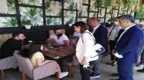 CHP Heyeti Esnafın Sorunlarını Dinledi
