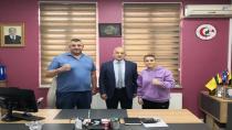 Avcıl'dan Başkan Yardımcısı Öztürk'e Ziyaret