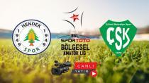 Hendekspor'un Maçı Canlı Yayınlanacak
