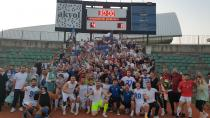 Şampiyon Hendekspor 3.Lig'de