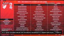 Hendekspor'un 3. Lig'deki Rakipleri Belli Oldu