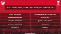 Hendekspor'un Ziraat Türkiye Kupasında ki rakibi belli oldu