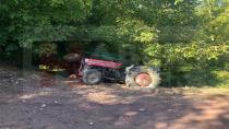 Hendek'te Traktör Kazası 6 Yaralı