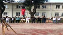Ülkücülerden 12 Eylül Zulmü ve Ülkücü Hareket'in Aziz Şehitleri resim sergisi