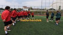 Hendekspor Başkent Maçı Hazırlanıyor