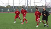 Hendekspor'da Sancaktepe Maçı Mesaisi Başladı